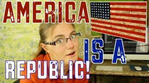 America is a Republic