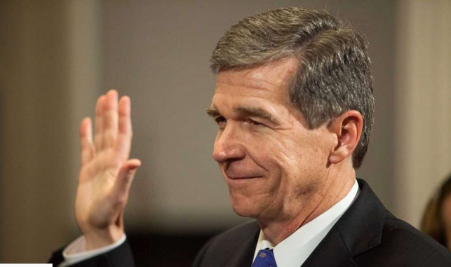 North Carolina's New Govenor Roy Cooper