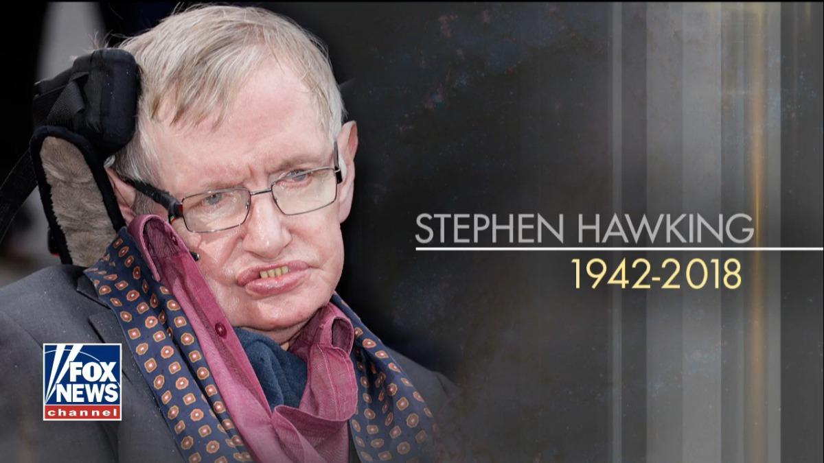 Good Night StephenHawking