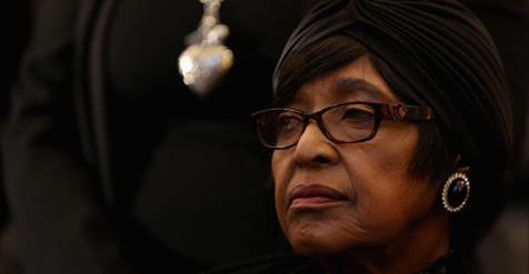 #Goodnight #Winnie Mandela