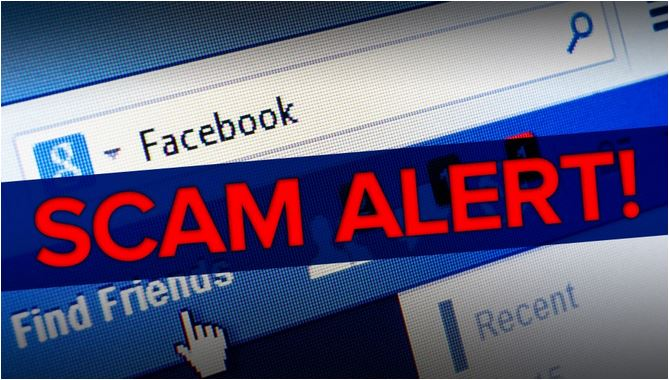 Facebook Cash Scam Alert